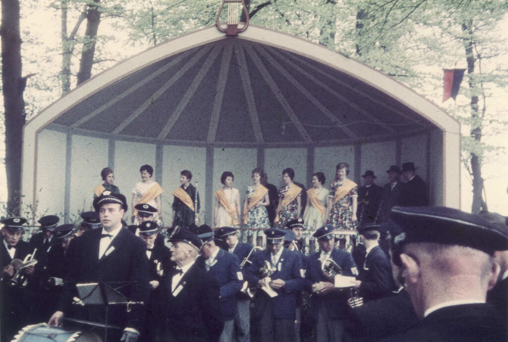 Gastgeber des Musikerbundesfestes