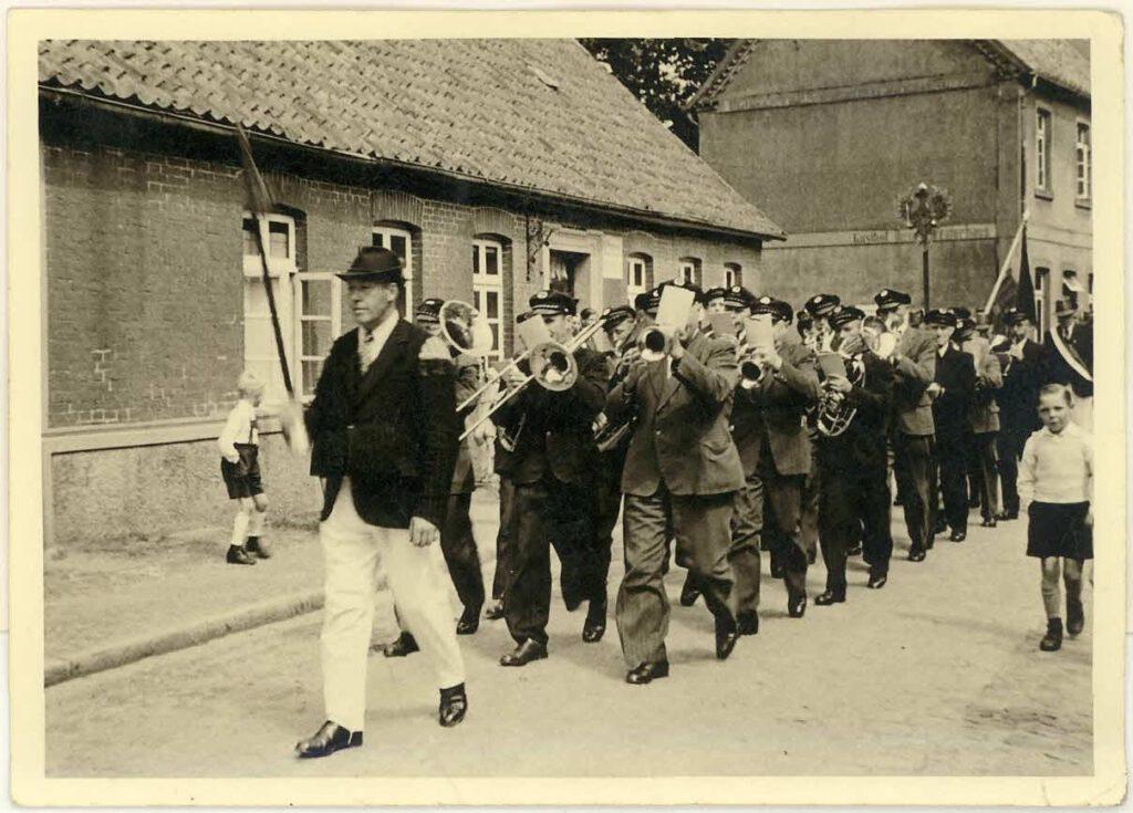 1. Schützenfest nach dem Krieg