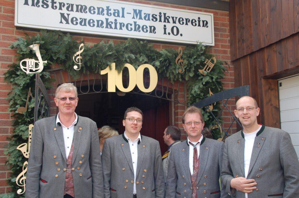 100-jähriges Jubiläum mit Festkonzert und Feierstunde
